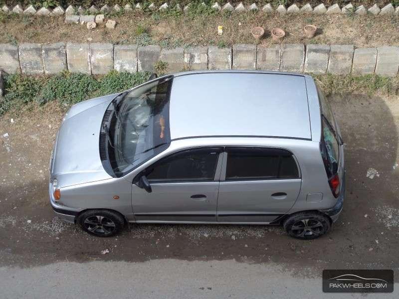 Hyundai Santro Club GV 2007 Image-3