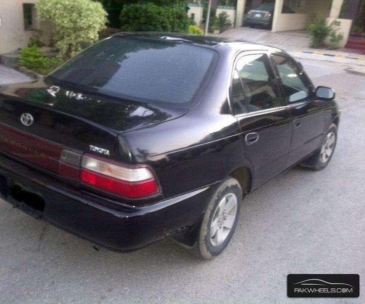 2000 Toyota Corolla For Sale: Toyota Corolla GLi 1.6 2000 For Sale In Karachi