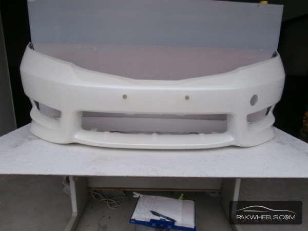 Honda fit shutle hybrid front bumper For Sale Image-1