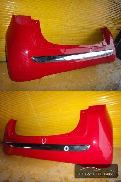 honda none back bumper For Sale Image-1