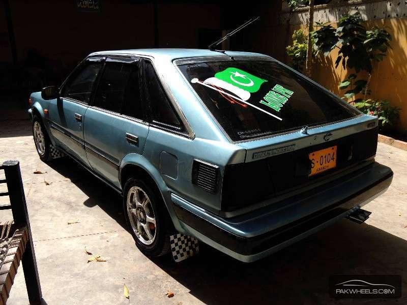 Nissan Blue Bird 1.8FE 1986 Image-3
