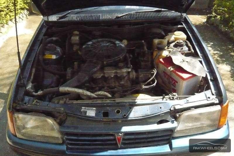 Daewoo Racer Base Grade 1.5 1993 Image-3