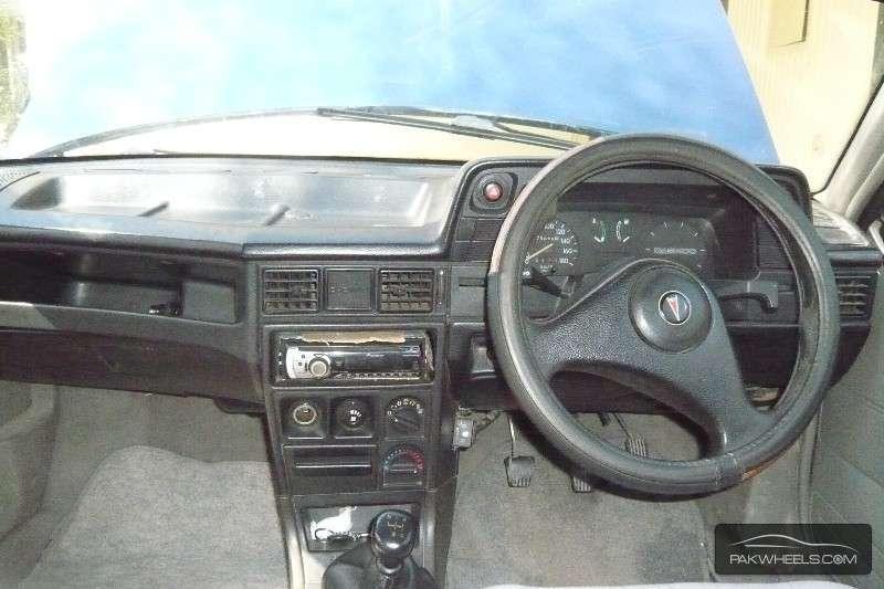 Daewoo Racer Base Grade 1.5 1993 Image-4