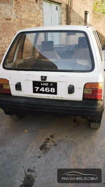 Suzuki Mehran VX 1989 Image-2