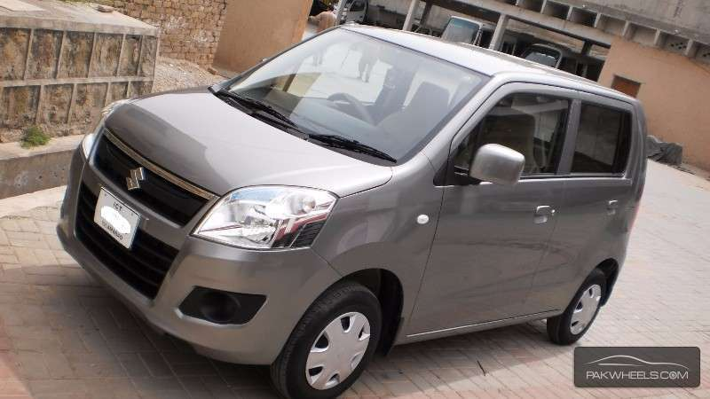 Suzuki Wagon R Vxl 2014 For Sale In Islamabad Pakwheels