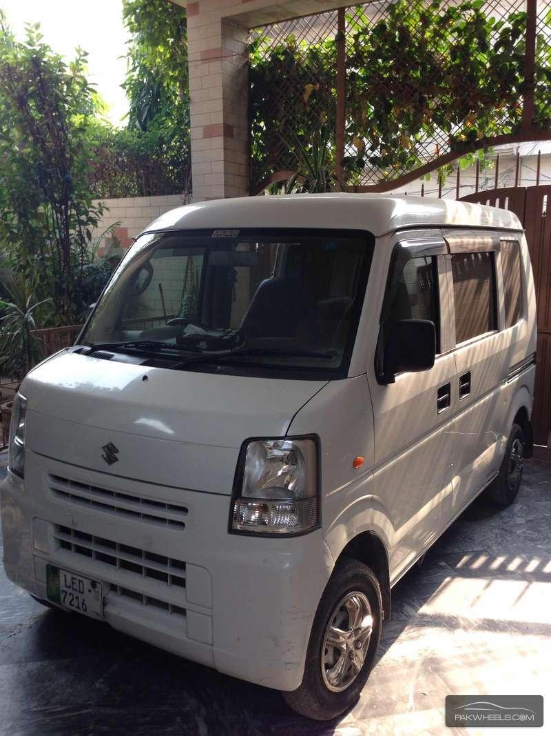 Suzuki Every PA 2010 Image-1