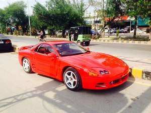 Mitsubishi Gto 1993 for Sale in Lahore