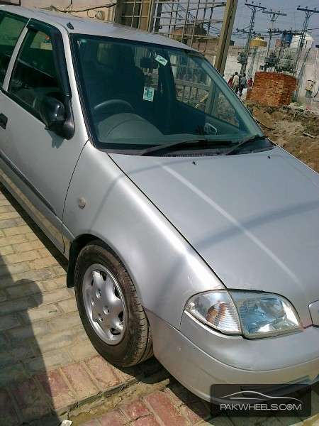 Suzuki Cultus VXR (CNG) 2008 Image-6