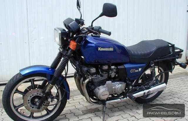 Used Kawasaki Gt 550 1989 Bike For Sale In Mirpur A K