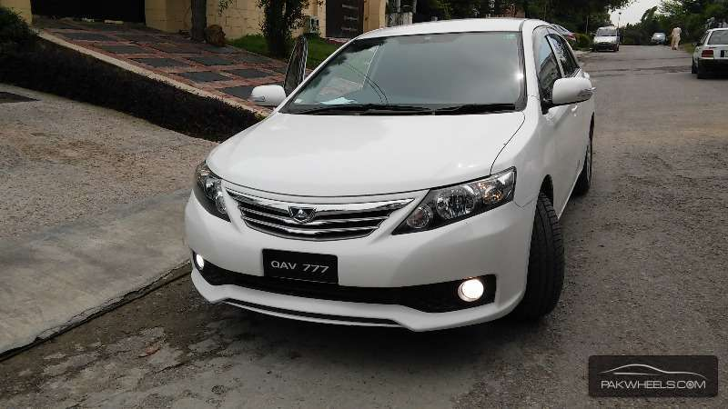 Toyota Allion A15 Hid Edition 2011 For Sale In Islamabad