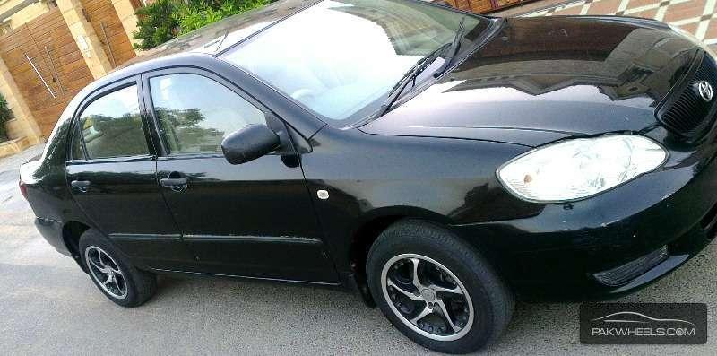 used toyota corolla xli 2008 car for sale in karachi 1117950 pakwheels. Black Bedroom Furniture Sets. Home Design Ideas
