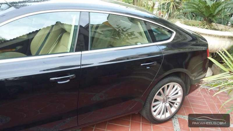 Audi A5 S5 Sportback 2013 For Sale In Lahore Pakwheels
