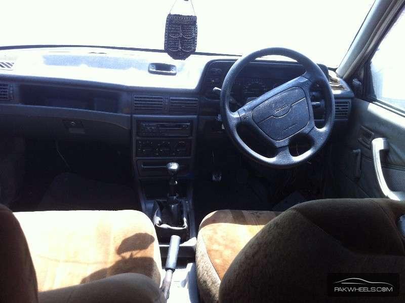 Daewoo Racer Base Grade 1.5 1993 Image-8