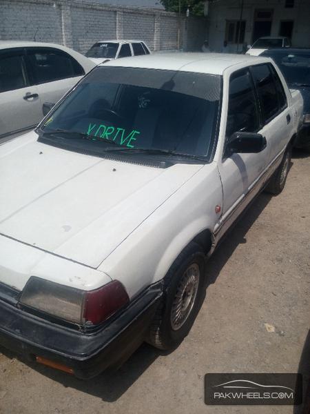 Honda Civic 1987 Image-3
