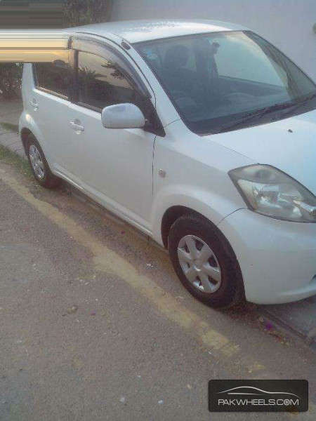 Toyota Passo X L Package 2005 Image-1