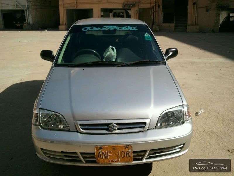 used suzuki cultus vxri cng 2007 car for sale in karachi   1127887