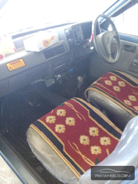 Suzuki Mehran VX Euro II 2013 Image-5