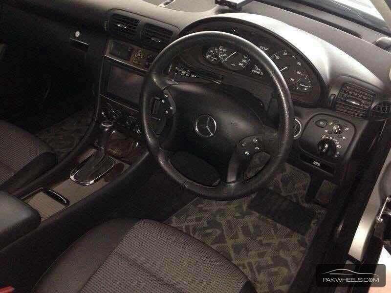 Mercedes Benz C Class C180 Kompressor 2007 Image-6