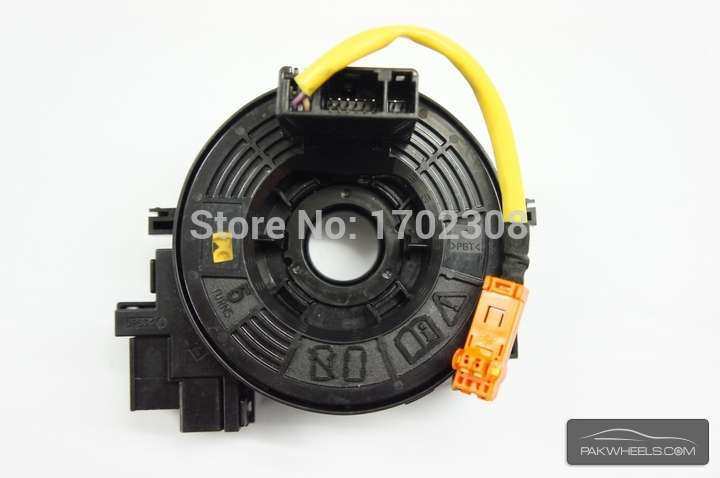 Toyota Corolla Altis Grande, XLI,Spiral Cable,Clock Spring Image-1