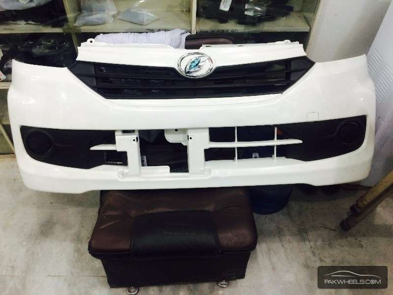 daihatsu mira es 2014 new shape bumper For Sale Image-1