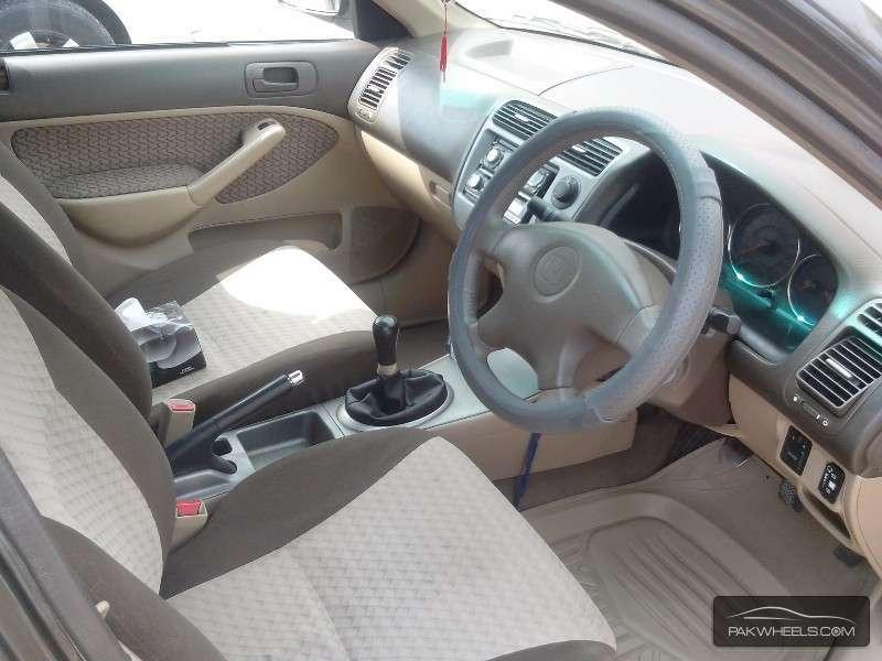 Honda Civic EXi 2005 Image-2