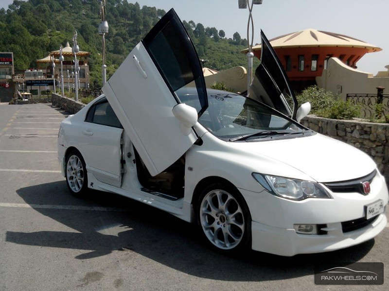 Vertical Lambo door kit available deivery all pakistan Image-1