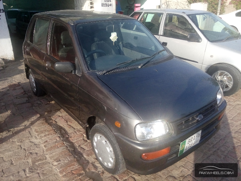 used daihatsu cuore cx cng 2008 car for sale in bahawalpur   1145359