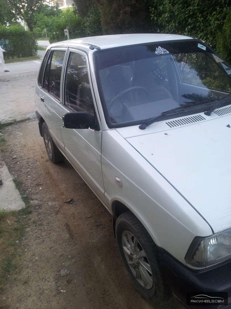 used suzuki mehran vx cng 2011 car for sale in islamabad   1145276
