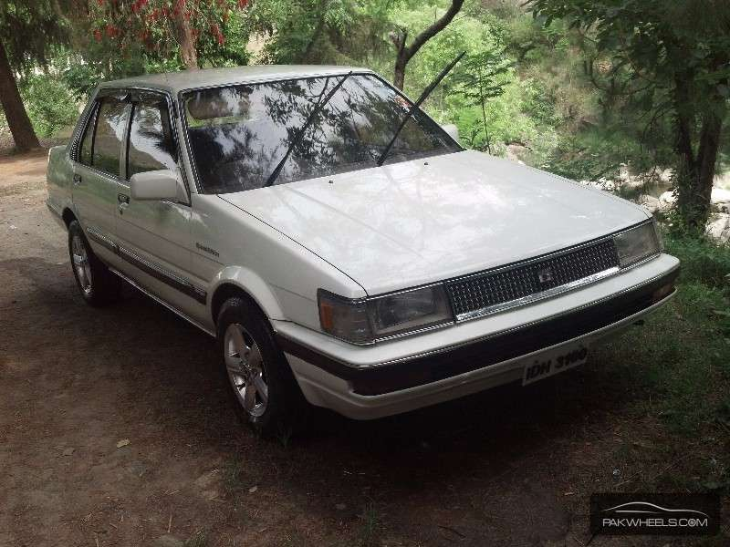 used toyota corolla gl saloon 1986 car for sale in swat 1146738 pakwheels. Black Bedroom Furniture Sets. Home Design Ideas