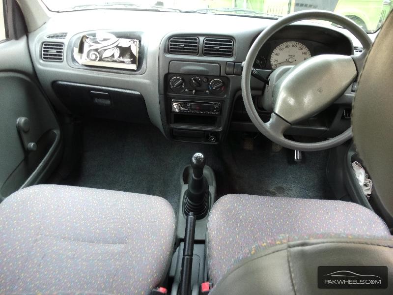 Suzuki Alto VXR (CNG) 2011 Image-7