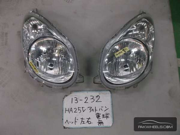 suzuki alto head light pair For Sale Image-1