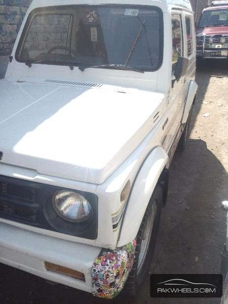 Suzuki Potohar 2002 Image-2