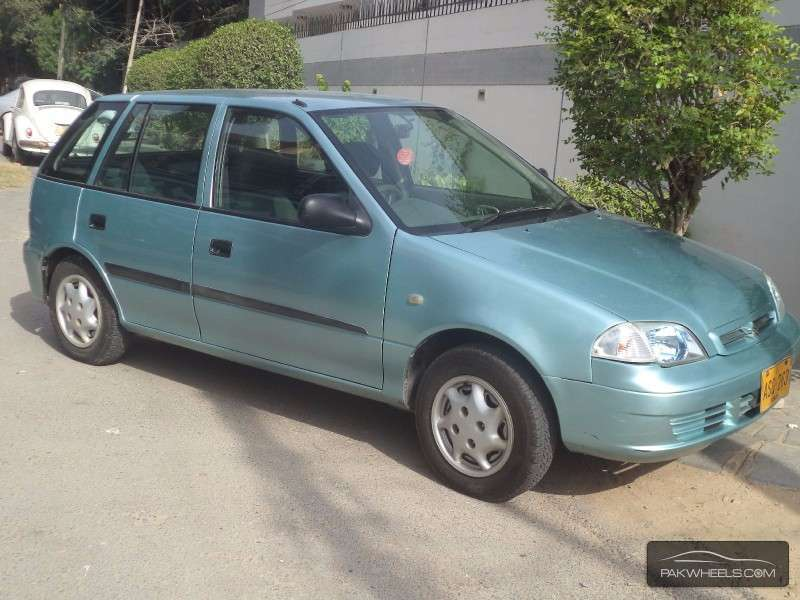 Suzuki Cultus Vxri