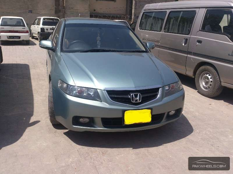used honda accord cl7 2005 car for sale in lahore 1151354 pakwheels. Black Bedroom Furniture Sets. Home Design Ideas