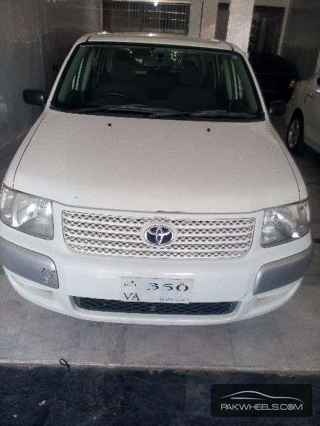 Toyota Succeed 2006 Image-1