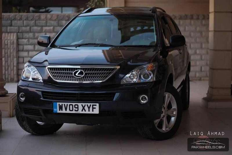 lexus rx series 400h 2009 for sale in islamabad pakwheels. Black Bedroom Furniture Sets. Home Design Ideas