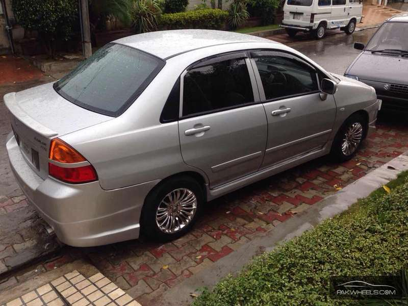 used suzuki liana 1 3 rxi 2006 car for sale in lahore 1151956 pakwheels. Black Bedroom Furniture Sets. Home Design Ideas