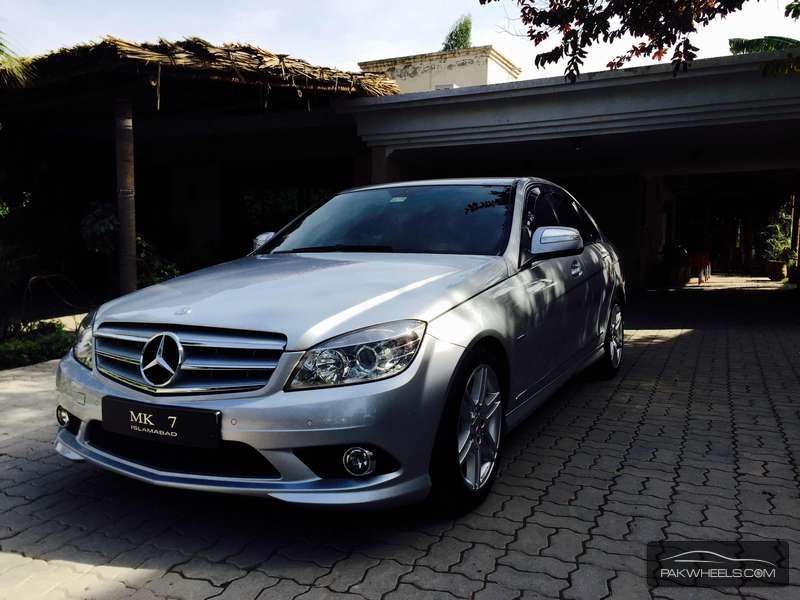 Used mercedes benz c class c200 2008 car for sale in for Mercedes benz c class used cars for sale