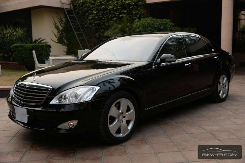 mercedes benz s class s350 2008 for sale in faisalabad pakwheels. Black Bedroom Furniture Sets. Home Design Ideas