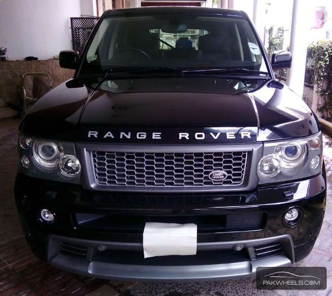 Range Rover Sport Supercharged 4.2 V8 2007 For Sale In