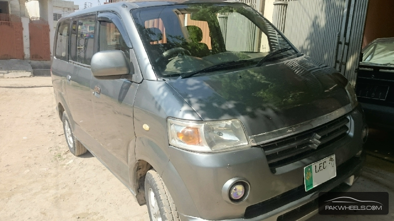 Suzuki APV GLX (CNG) 2007 Image-1