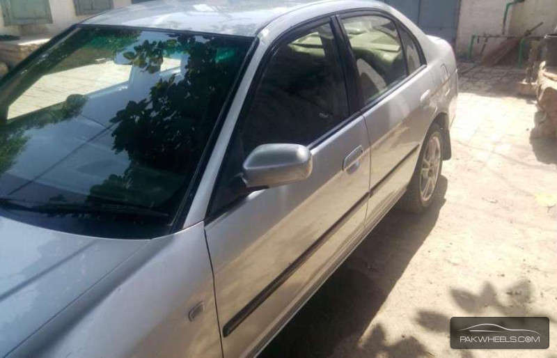 Honda civic exi 2002 for sale in lahore pakwheels for 2002 honda civic power window not working