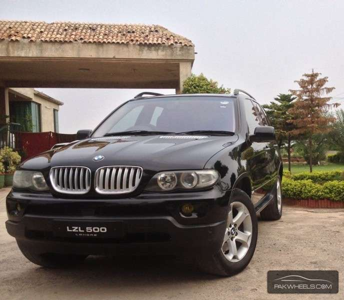 BMW X5 Series 3.0i 2005 For Sale In Islamabad