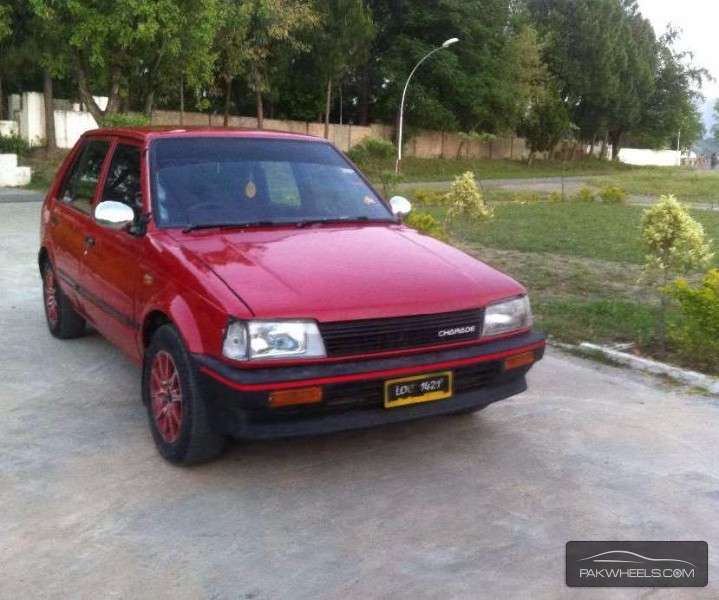 Daihatsu Charade: Used Daihatsu Charade 1986 Car For Sale In Peshawar