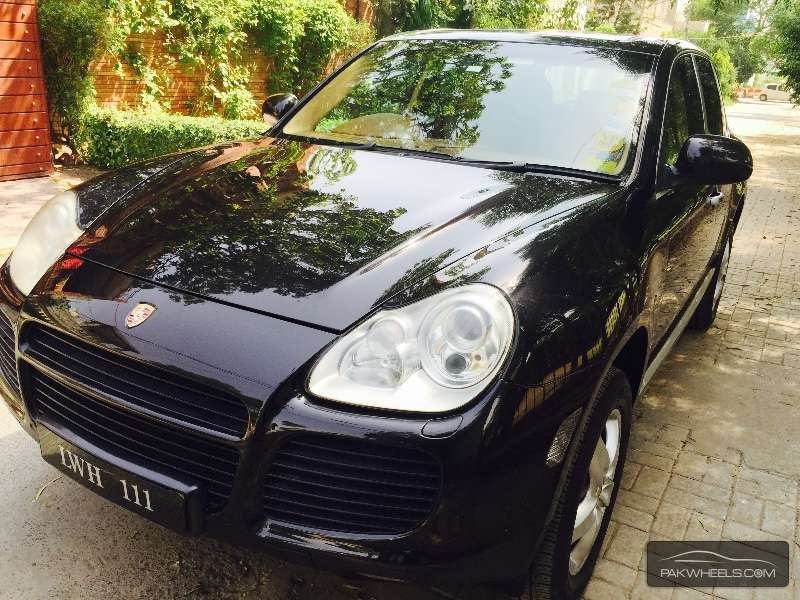 used porsche cayenne cayenne turbo 2006 car for sale in lahore 1158761 pakwheels. Black Bedroom Furniture Sets. Home Design Ideas