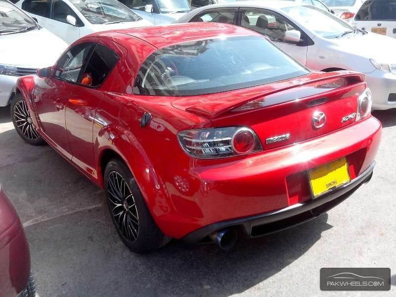 used mazda rx 8 2005 car for sale in karachi 1159501 pakwheels. Black Bedroom Furniture Sets. Home Design Ideas