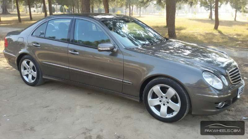 mercedes benz e series 2006 for sale 7419982
