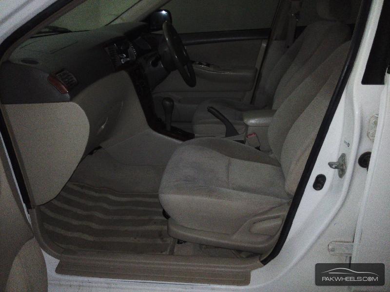 Toyota Corolla 2002 Image-4