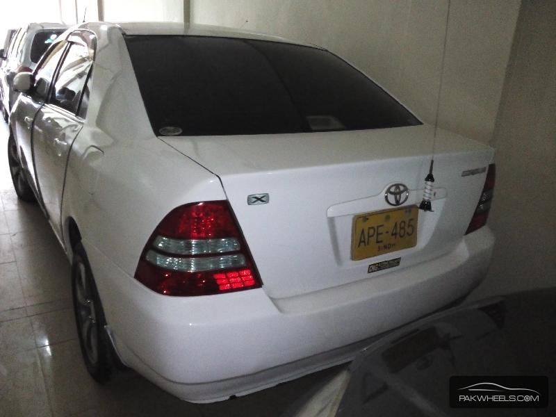 Toyota Corolla 2002 Image-7