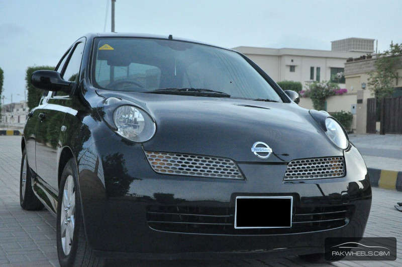 Nissan March 2003 Image-1